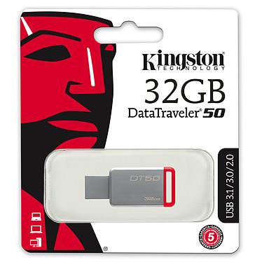 Acheter Kingston DataTraveler 50 32 Go