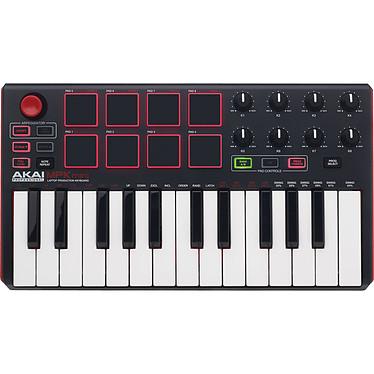 Akai Pro MPK Mini MKII Clavier USB MIDI 25 mini touches 8 pads