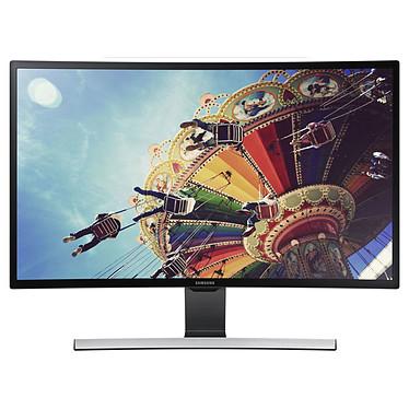"""Samsung T27D590CX Téléviseur incurvé LED Full HD 27"""" (68 cm) 16/9 - 1920 x 1080 pixels - TNT HD - HDTV 1080p"""