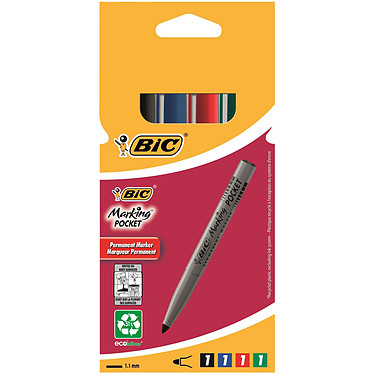 BIC Marking Pocket 1445
