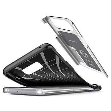 Spigen Case Slim Armor Satin Silver Galaxy Note 7 pas cher