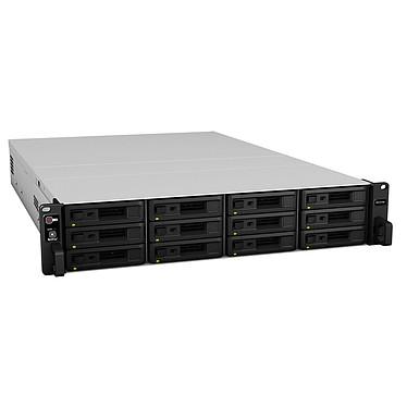Synology RX1217RP Boîtier d'extension de volume pour serveur NAS Synology RackStation avec alimentations électrique redondante