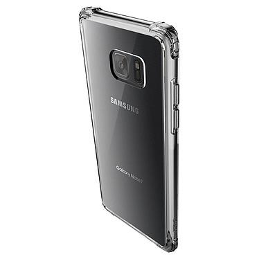 Spigen Case Crystal Shell Dark Crystal Galaxy Note 7 pas cher