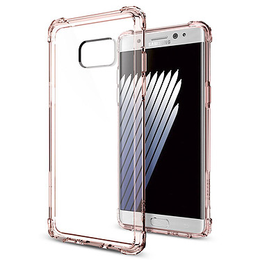 Spigen Case Crystal Shell Rose Crystal Galaxy Note 7 Coque de protection pour Samsung Galaxy Note 7