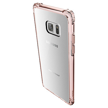 Spigen Case Crystal Shell Rose Crystal Galaxy Note 7 pas cher