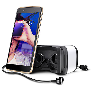 "Alcatel IDOL 4 VR (5.2"") Or"