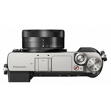 Panasonic DMC-GX80KEFS Argent pas cher