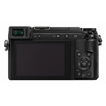 Avis Panasonic DMC-GX80KEFK Noir