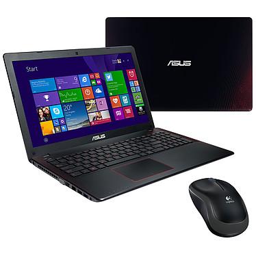 ASUS R510JX-DM225T + Logitech Wireless Mouse M175