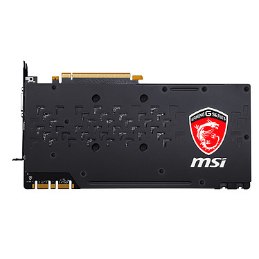 Acheter MSI GeForce GTX 1070 GAMING Z 8G