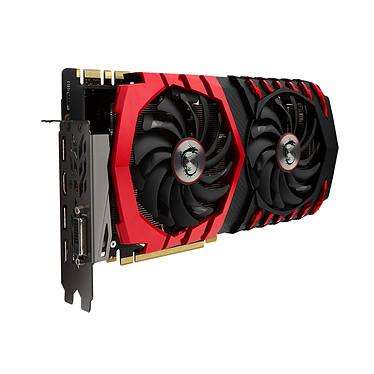 Avis MSI GeForce GTX 1070 GAMING Z 8G