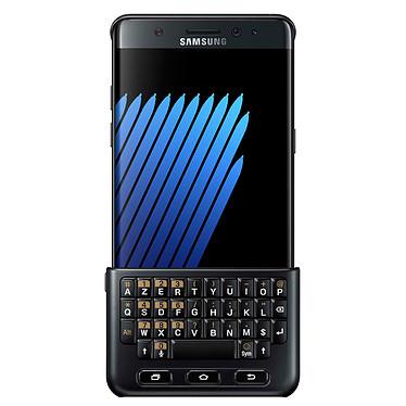 Samsung Keyboard Cover Noir Samsung Galaxy Note7 Etui avec clavier pour Samsung Galaxy Note7
