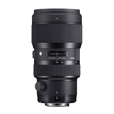 Sigma 50-100 mm F1.8 DC HSM ART monture Canon