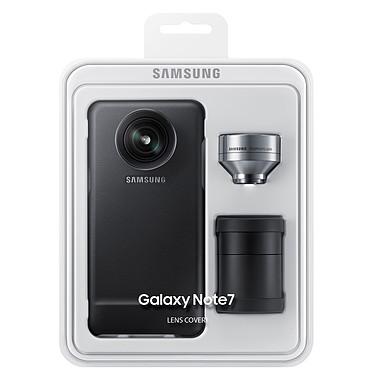 Samsung Lens Cover Noir Samsung Galaxy Note7 pas cher