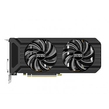 Avis Palit GeForce GTX 1070 Dual