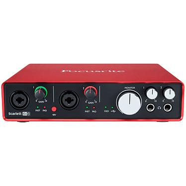 Focusrite Scarlett 6i6 2nd Gen Interface audio USB 6 entrées / 6 sorties