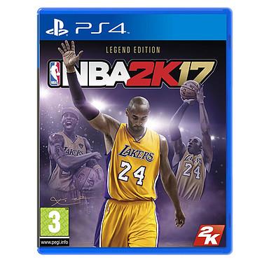 NBA 2K17 - Legend Edition (PS4)