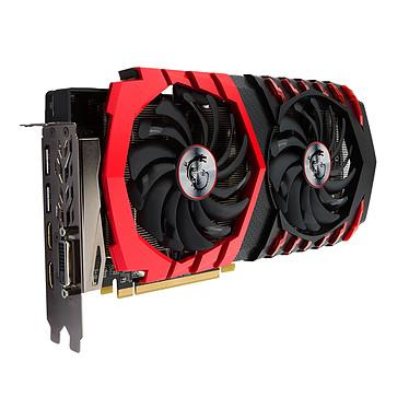 Avis MSI Radeon RX 480 GAMING X 4G