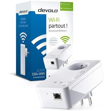 Devolo dLAN 550+ Wi-Fi (9827) pas cher