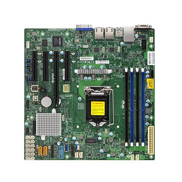 SuperMicro X11SSM-F-O Micro ATX Socket 1151 Micro motherboard - SATA 6Gb/s - 1 x PCI Express 3.0 16x - 2 x Gigabit LAN