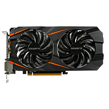 Avis Gigabyte GeForce GTX 1060 WINDFORCE OC 6G