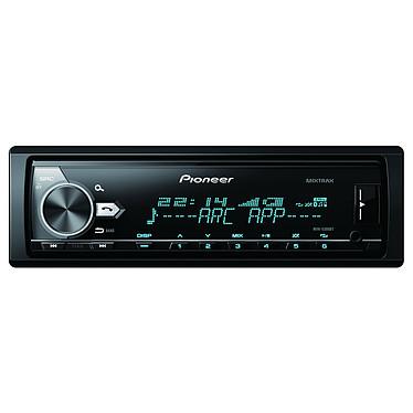 Pioneer MVH-X580BT Radio Bluetooth USB compatible con smartphone Android e IPod / IPhone con entrada AUX