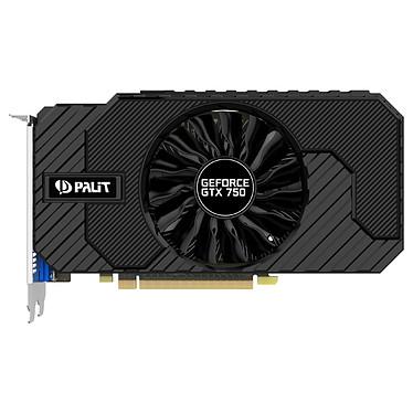 Avis Palit GeForce GTX 750 StormX OC