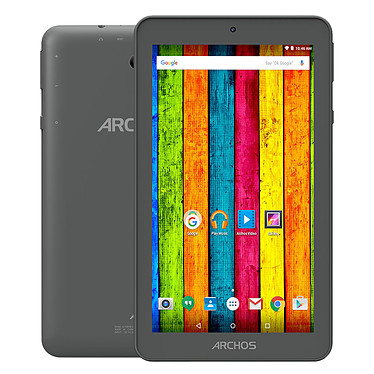 "Archos 70b Neón 8 GB Internet Tablet - Mediatek 8163 Quad-Core - RAM 1GB - 8GB - 7"" IPS touchscreen - Wi-Fi - Webcam - Android 5.1"