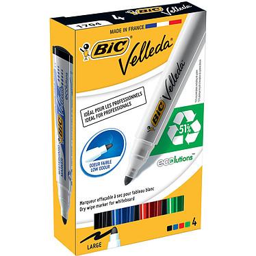 Bi-Office Chevalet de conférence 70 x 100 cm + recharge papier + marqueurs pas cher