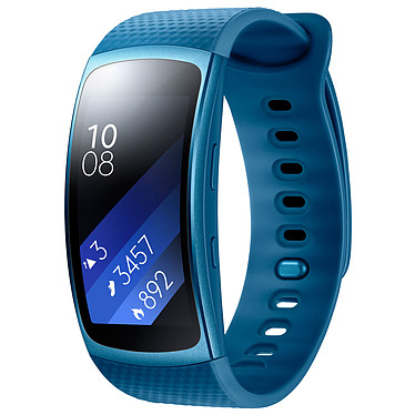 Samsung Gear Fit2 S Bleu