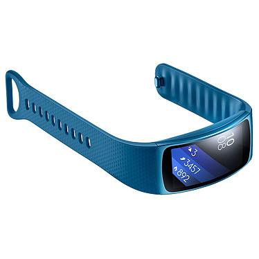 Samsung Gear Fit2 S Bleu pas cher