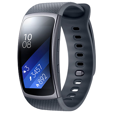 Samsung Gear Fit2 S Noir