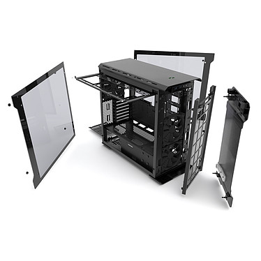 Phanteks Enthoo EVOLV ATX Glass - Noir pas cher