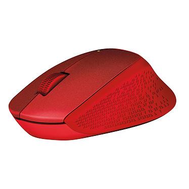 Avis Logitech M330 Silent Plus (Rouge)