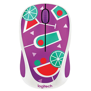 Logitech M238 Wireless Mouse (Cocktail)