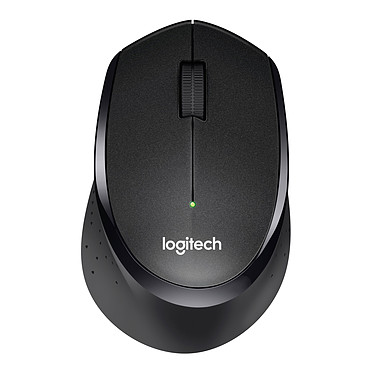 Logitech M330 Silent Plus (Noir)