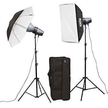 Metz Mecastudio Kit II BL-200 SB / UM Kit d'éclairage pour studio photo