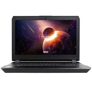 """LDLC Bellone Z70A-I7-16-H20S2-P10 Intel Core i7-6700HQ 16 Go SSD 240 Go + HDD 2 To 15.6"""" LED Full HD NVIDIA GeForce GTX 1070 8 Go Wi-Fi N/Bluetooth Webcam Windows 10 Professionnel 64 bits"""