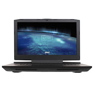 "LDLC Neptune XT280-I7-64-H40S10-P10 Intel Core i7-6700K 64 Go SSD 1 To + HDD 4 To (2x 2 To) 17.3"" LED 4K UHD G-SYNC 2x NVIDIA GeForce GTX 1080 (SLI) Wi-Fi AC/Bluetooth Webcam Windows 10 Professionnel 64 bits"