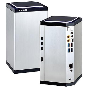 Gigabyte Brix Gaming UHD GGB-BNi7HG4-950 Intel Core i7-6700HQ NVIDIA GeForce GTX 950 - 2x M.2 - Wi-Fi AC/Bluetooth 4.2 (sans écran/mémoire/disque dur)