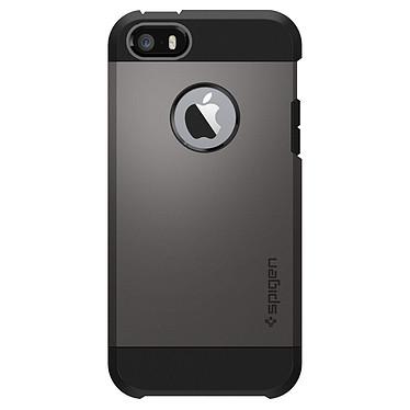 Avis Spigen Case Tough Armor Gun Metal Apple iPhone SE/5/5s