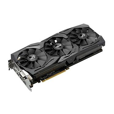 ASUS ROG STRIX-RX480-O8G-GAMING - AMD Radeon RX 480 8 Go 8 Go DVI/Dual-HDMI/Dual-DisplayPort - PCI Express (AMD Radeon RX 480)