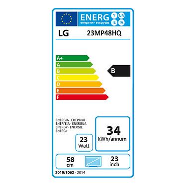 """LG 23"""" LED 23MP48HQ pas cher"""