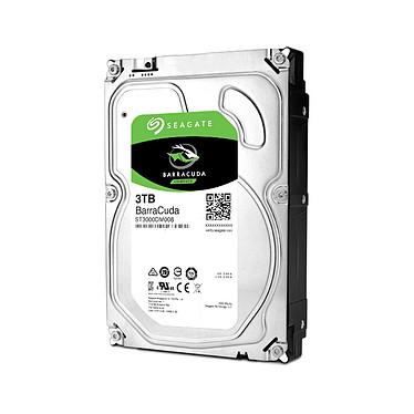 Avis Seagate HDD BarraCuda 3 To + LDLC SSD F7 Plus 240 GB