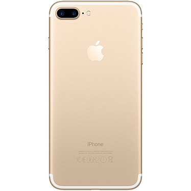 Avis Apple iPhone 7 Plus 256 Go Or