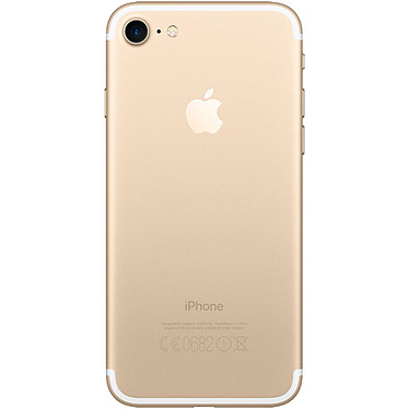 Avis Apple iPhone 7 128 Go Or