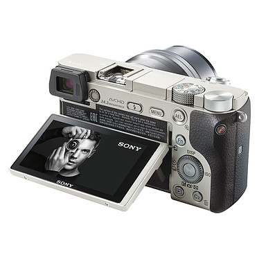 Comprar Sony Alpha 6000 + Objectif 16-50 mm plata