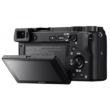 Sony Alpha 6300 + Objectif 16-50 mm Noir pas cher