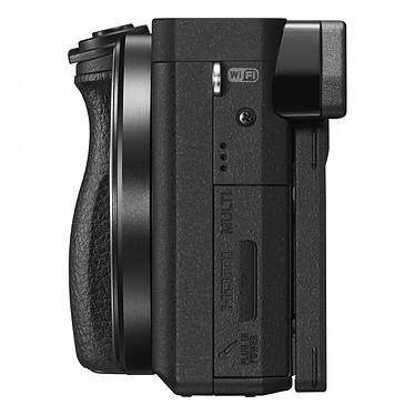 Avis Sony Alpha 6300 + Objectif 16-50 mm Noir