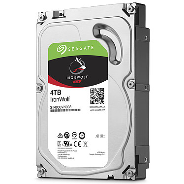 Avis Seagate IronWolf 4 To